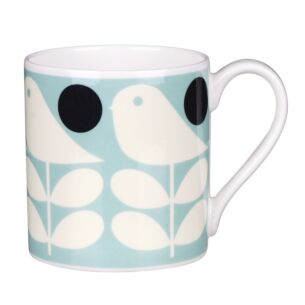 Blue Early Bird Light Large Mug