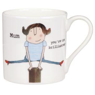 Mum You're The Brilliantest Mug