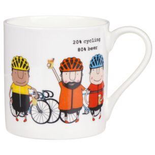 Cycling/Beer Mug