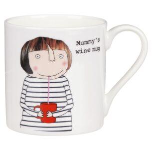 Mummy's Wine Mug