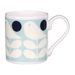 Light Blue Early Bird Standard Mug