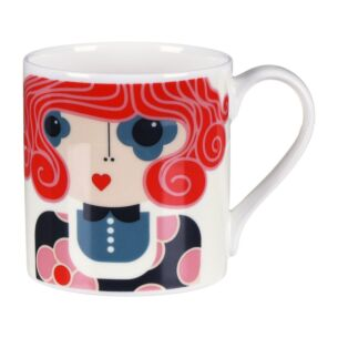 Dee Dee Red Large Mug
