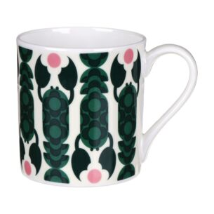 Lobster Pot Teal Large Mug
