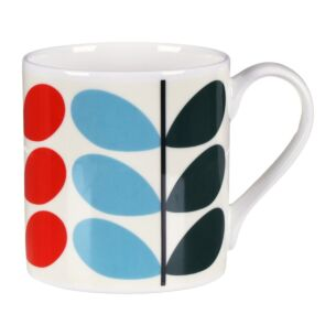 Multi Solid Stem Large Mug