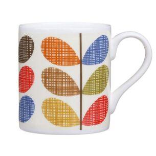 Orla Kiely Scribble Multi Stem Standard Mug