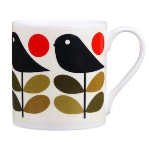 Christmas Early Bird Large Mug