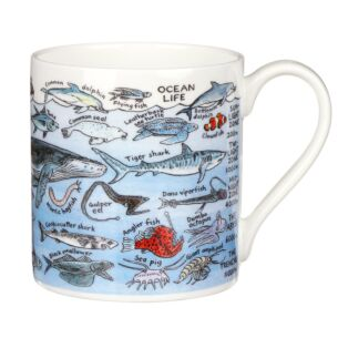 Ocean Life Large Mug