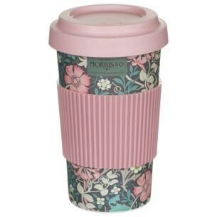 Pink Compton Large Travel Mug