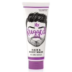 Mr Rugged Hair & Body Wash 250ml