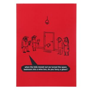 'Kids Moved Out' Greeting Card