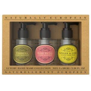 Naturally European Set of 3 Mini Hand Wash