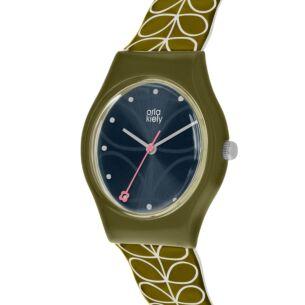 Dark Green Bobby Watch