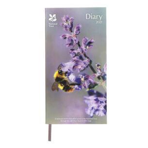 National Trust 2021 Slim Diary
