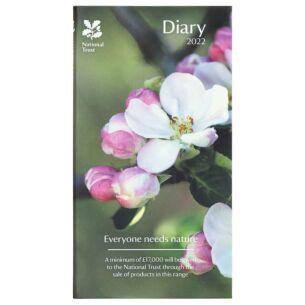 National Trust 2022 Slim Diary