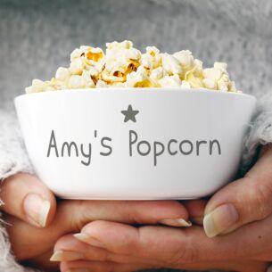 Personalised Name Bowl