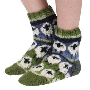 Flock Of Sheep Sofa Socks
