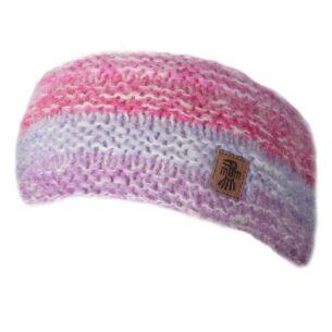 Sierra Nevada Pink Headband