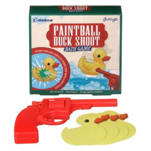 Paintball Duck Shoot Game