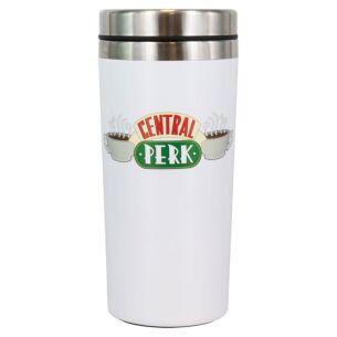 Central Perk Stainless Steel Large Travel Mug