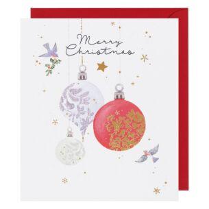 Adeline Baubles Christmas Card