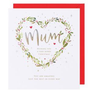 Cloud Nine Mum Christmas Card