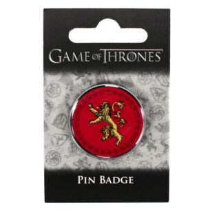 House Lannister Pin Badge