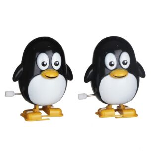 Wind Up Penguin Racers