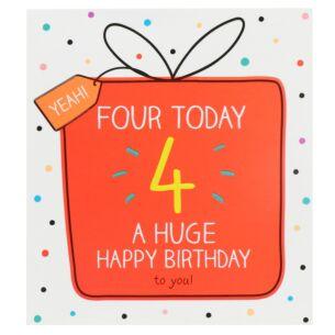 Happy Jackson 4 Today Huge Birthday Dotty HJ Pigment