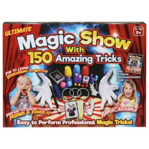 Ultimate Magic Show with 150 Amazing Tricks