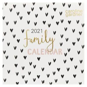 2021 Family Wall Calendar