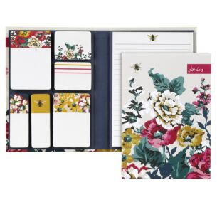Cambridge Floral List Pad & Sticky Notes