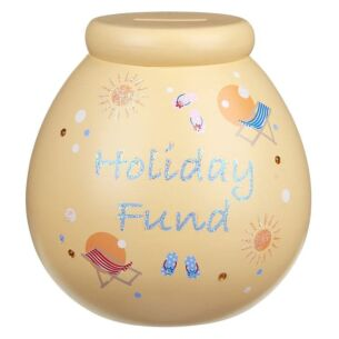 Pot of Dreams Holiday Fund Large Money Pot