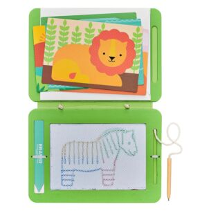 Wild Animals Magic Sketch Board
