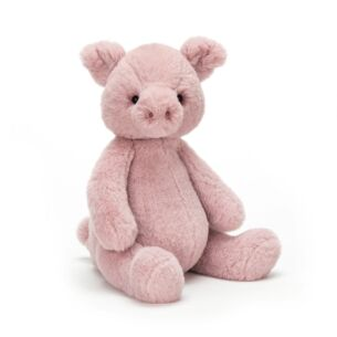 Jellycat Small Puffles Pig
