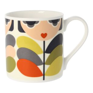 Lady Stem Multi Large Mug