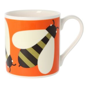 Busy Bee Orange Large Mug