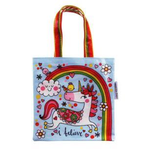 Unicorn Mini Tote Bag