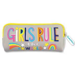 Rachel Ellen  Girls Rule the World Pencil Case