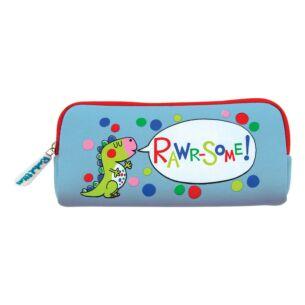 'Rawr-some' Dinosaur Pencil Case