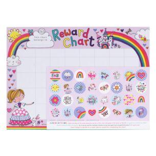 'Princess' Reward Chart