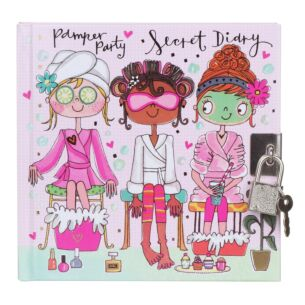 Pamper Party Secret Diary