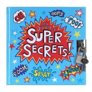 'Super Secrets' Secret Diary