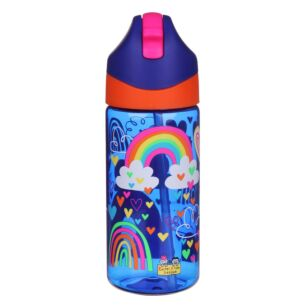 Dream Big Drink Bottle with Straw