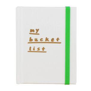Really Good 'My Bucket List' Password Book