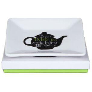 Make Tea Bag Mountain Tea Bag Tray