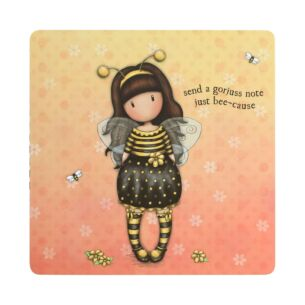 Bee-Loved Mini Fold and Send Notelets