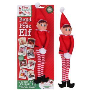 Elves Behavin Badly Bend and Pose Elf - Girl