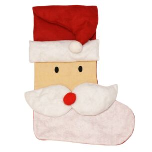 Luxury Christmas Character Stocking