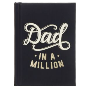 Dad In A Million Hardback Book