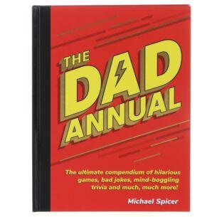 The Dad Annual Hardback Book